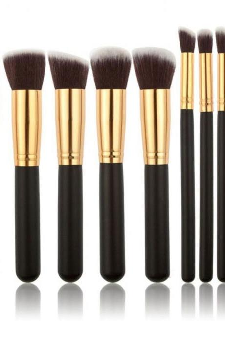 Professional Cosmetic Makeup Tool Brush Brushes Set Powder Eyeshadow Blush kit